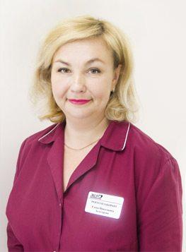 Золотарева Елена Николаевна